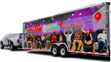 Atlanta Gametruck Gamer vs Gamer Birthday Party