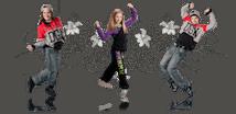 Gamer vs Gamer Kids Dancing