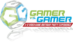 Game Truck Atlanta, Game Bus Rental, Gaming Truck Renta , Game Truck, Gametruck, Gamer vs Gamer Video Game Truck Birthday Party Service Logo