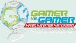 Game Truck Atlanta, Game Bus Rental, Gaming Truck Renta , Game Truck, Gametruck, Gamer vs Gamer Video Game Truck Birthday Party Service Logo