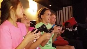 Game Truck Atlanta, Gamer vs Gamer