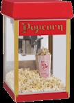 Gamer vs Gamer, Popcorn