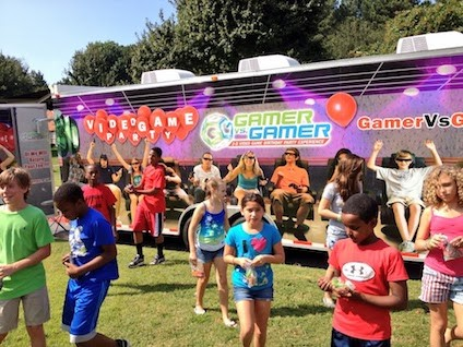 GameTruck Atlanta, Gaming Bus, Gaming Trailer, Gamer vs Gamer, GameTruck Atlanta North,