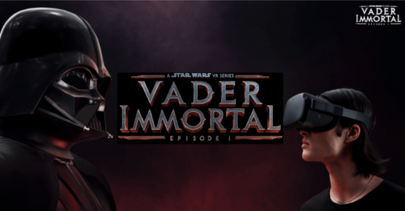 Game Truck Atlanta, Gamer vs Gamer,  Vader Immortal Episode 1,  Vader Immortal,  Vader Immortal Episode 2