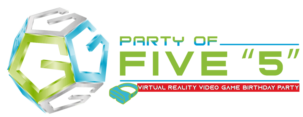 Gamer vs Gamer Party Of 5 Virtual Reality Game truck