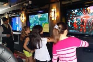 Game Truck Atlanta BY: Gamer vs Gamer Girls Dance