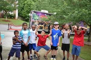 Game Truck Atlanta BY: Gamer vs Gamer Kids Being Kids
