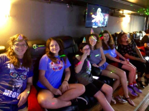 Game Truck Atlanta, Gamer vs Gamer, Girl game truck Party