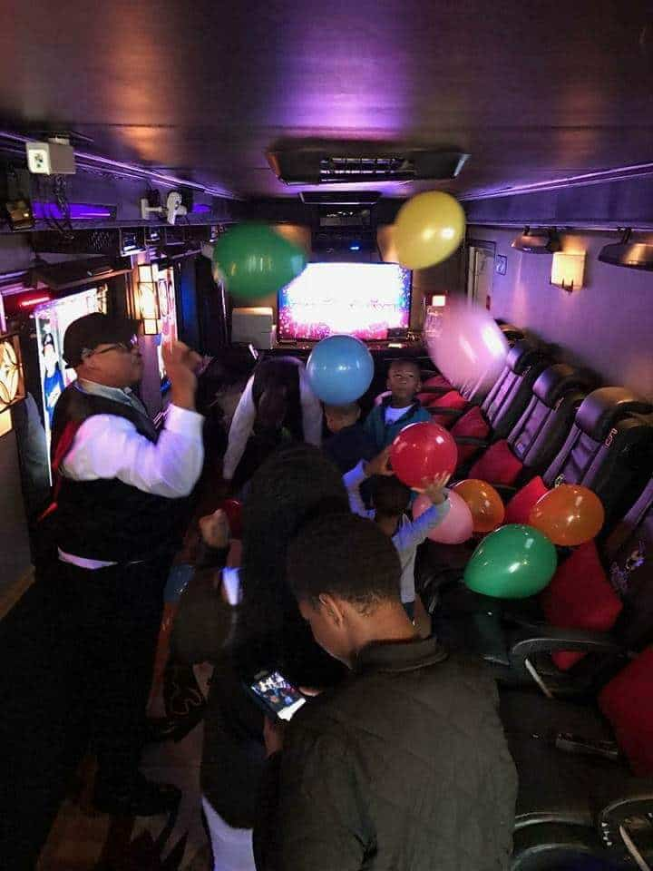 Game Truck Atlanta, Gamer vs Gamer, Balloon Fight