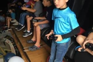 Game Truck Atlanta, Gamer vs Gamer,