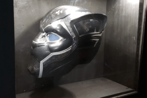 Game Truck Atlanta, Gamer vs Gamer, Black Panther Helmet