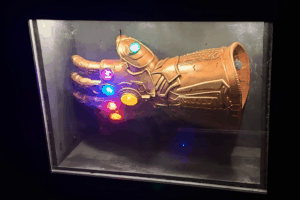 Game Truck Atlanta, Gamer vs Gamer, Thanos Gauntlet