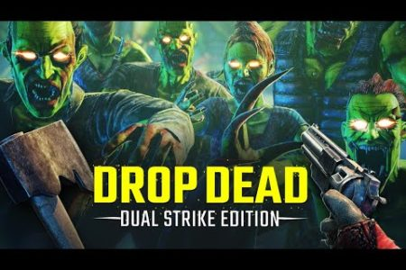Game Truck Atlanta, Gamer vs Gamer, Virtual reality Game Truck, Drop Dead Dual Strike Edition