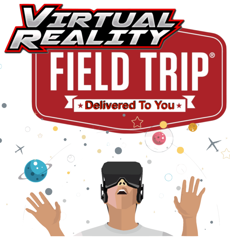 Virtual Reality Field Trip To You, Virtual Reality Game Truck, Gamer vs Gamer